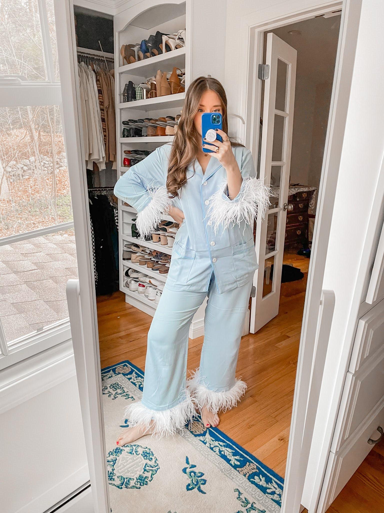 Fancy pajamas | Weekend Update: January 22