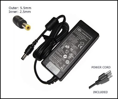 Toshiba Laptop Power Cord