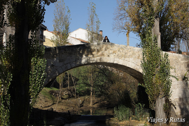 Puente de las Tenerías, Aranda de Duero