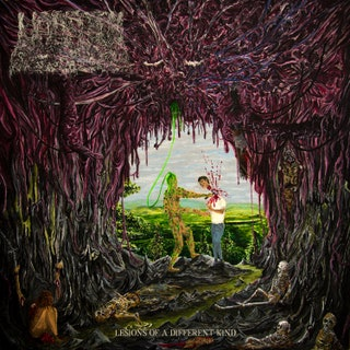 Undeath - Lesions of a Different Kind Music Album Reviews