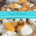 Peach Flat Bread