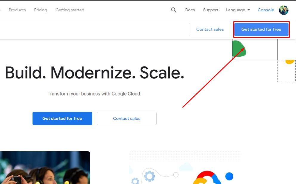 Cara Mendapatkan Vps Gratis Dari Google Cloud 100 Berhasil