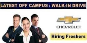 Chevrolet Jobs 2021 Chevrolet.com 3,500+ Chevrolet Careers