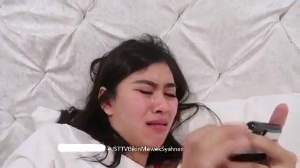 Video Kocak Nanas Nangis Karena Kak Rafi Nggak Bisa Hadir Di Acara Tunangannya