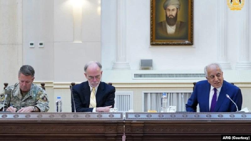 Amerika Serikat Janjikan $3,3 Miliar Pendanaan untuk Pasukan Afghanistan