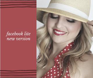 Facebook Lite new version
