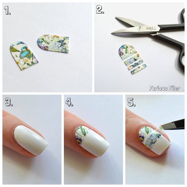 anastazja water decals how to apply tutorial step by step