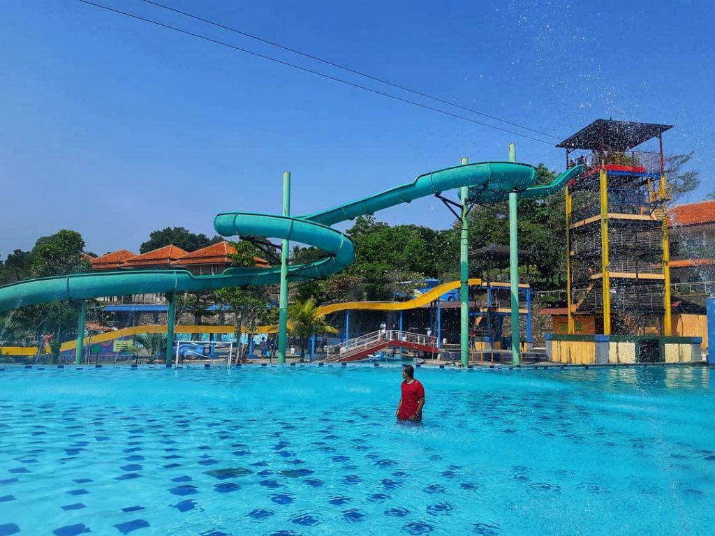 Liburan Tak Perlu Mahal, Gumati Water Park Bogor Gak Bikin Kantong Jebol!