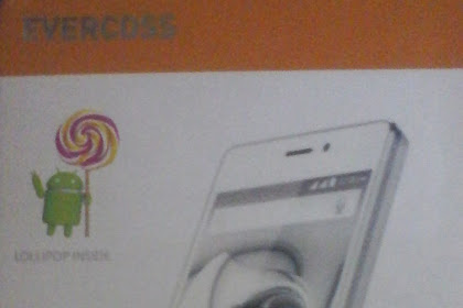 Review Evercoss Winner T A74A HP Android Harga Murah