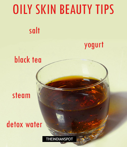 New Tips For Oily Skin
