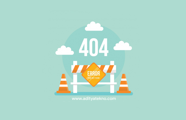 Cara Mengatasi Error 404 Not Found di Browser Anda