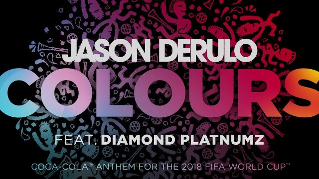 Jason Derulo Ft Diamond Platnumz - Colours