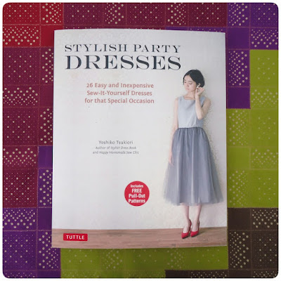 Yoshiko Tsukiori's Stylish Party Dresses