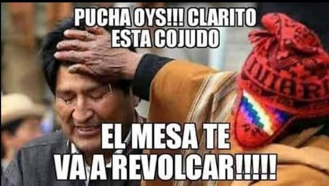 Bolivia memes: Octubre 2019