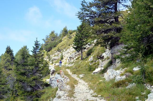 escursione monte maggio