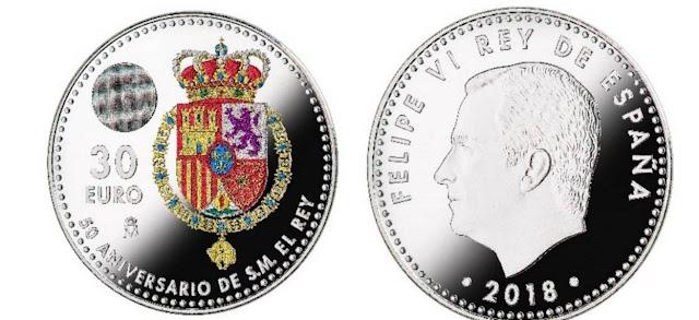 Euros de plata y funcion financiera de las Cortes