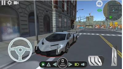 Game Latihan Nyetir Mobil