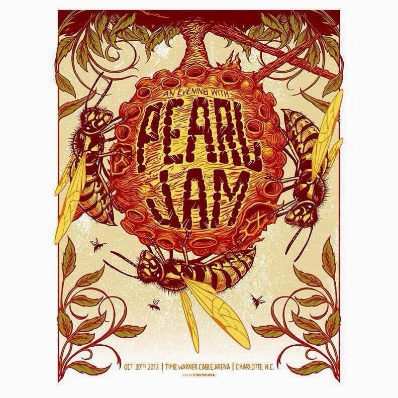 Hyde Park Pittsburgh >> Your Favorite And Least Favorite Lighting Bolt Tour Poster? — Pearl Jam Community