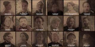 Schauspielerinnen und Schauspieler in The Zurich Liaison