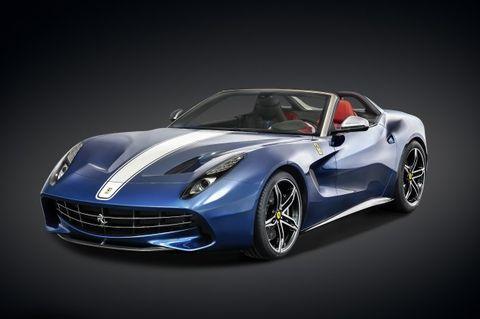 10. Ferrari F60 America
