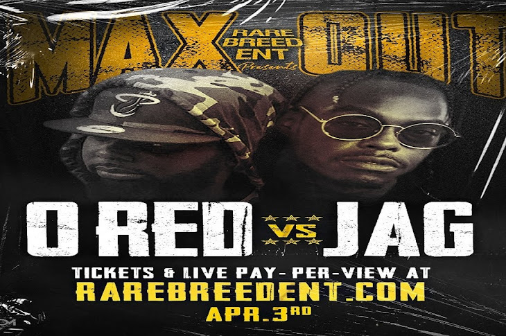 RBE Presents: O Red vs Jag