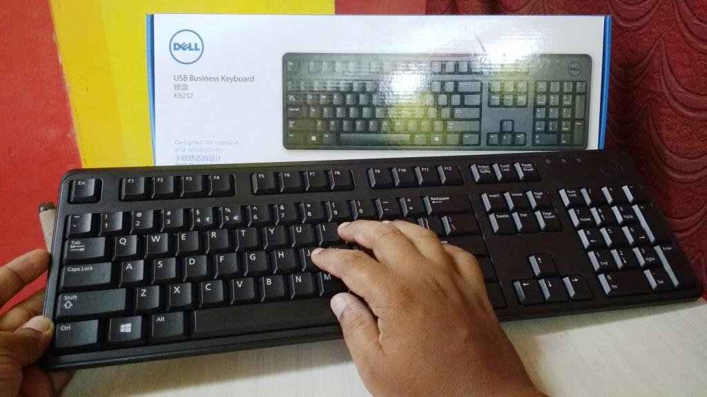 learn new things dell kb212 wired usb keyboard price specification testing. Black Bedroom Furniture Sets. Home Design Ideas