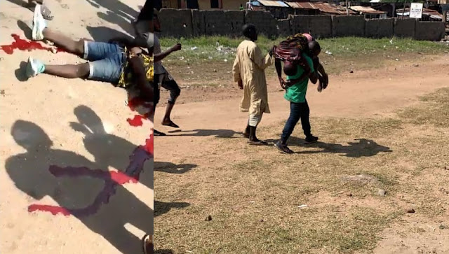 Two Boys Killed During Kogi Governorship Election In Lokoja (Graphic Photos)