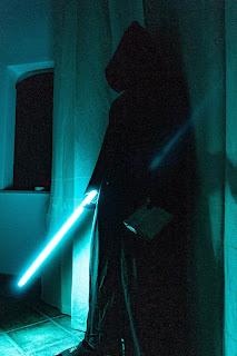 L'Ultimo Cavaliere Jedi - Museo #MeTe. Foto di Gerlando Sinaguglia