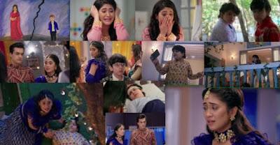 """Yeh Rishhta Kya Kehlata Hai Episode 20th November 2020 Written Update """" Naira thinks Kairav Pushes Vansh From Balcony Major Drama """""""
