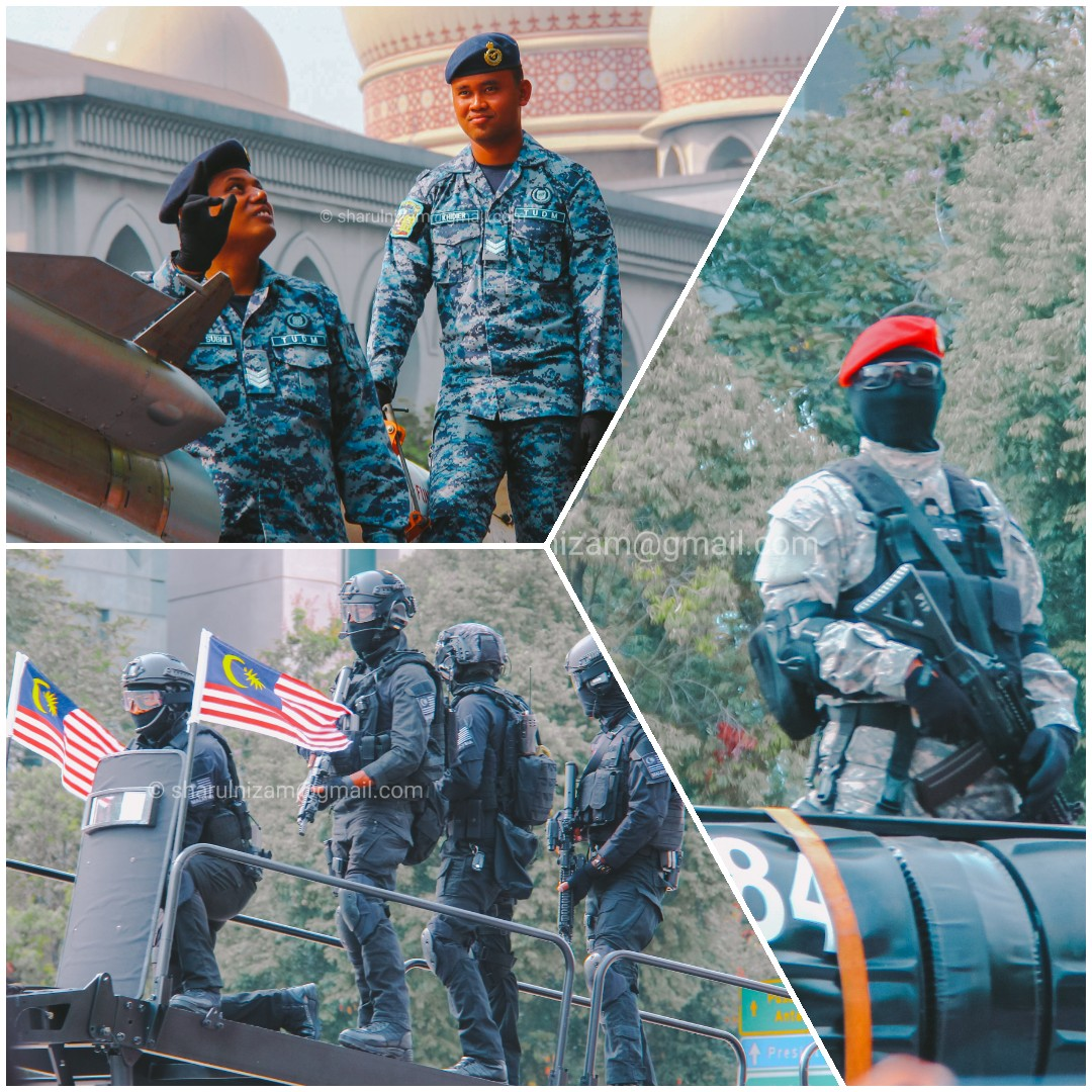 Sambutan Hari Kemerdekaan Malaysia Ke-62 Di Putrajaya