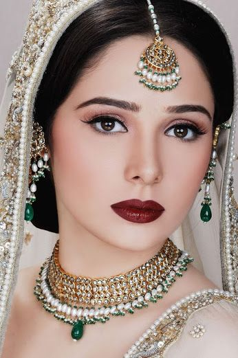 9 Indian Bridal Makeup For Beginners