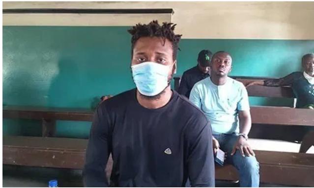 #EndSARS: Court Sets Eromosele Bail Bond At 1 Million Naira