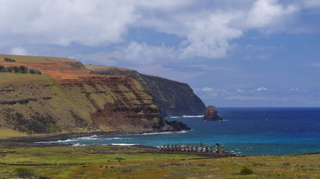Eski Amerikalılar epik Pasifik yolculukları yaptı