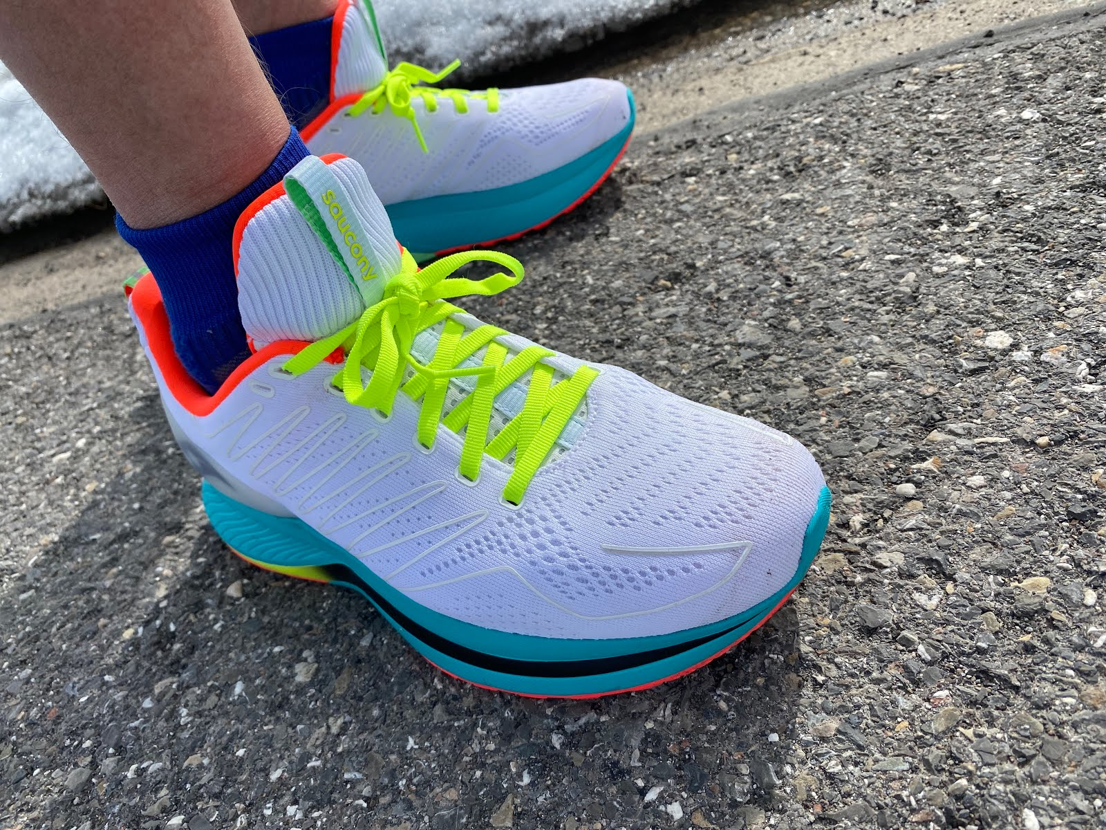 Road Trail Run Saucony Endorphin Shift Max Cushion Daily Trainer 1st Run Review Shoe Details And Comparisons