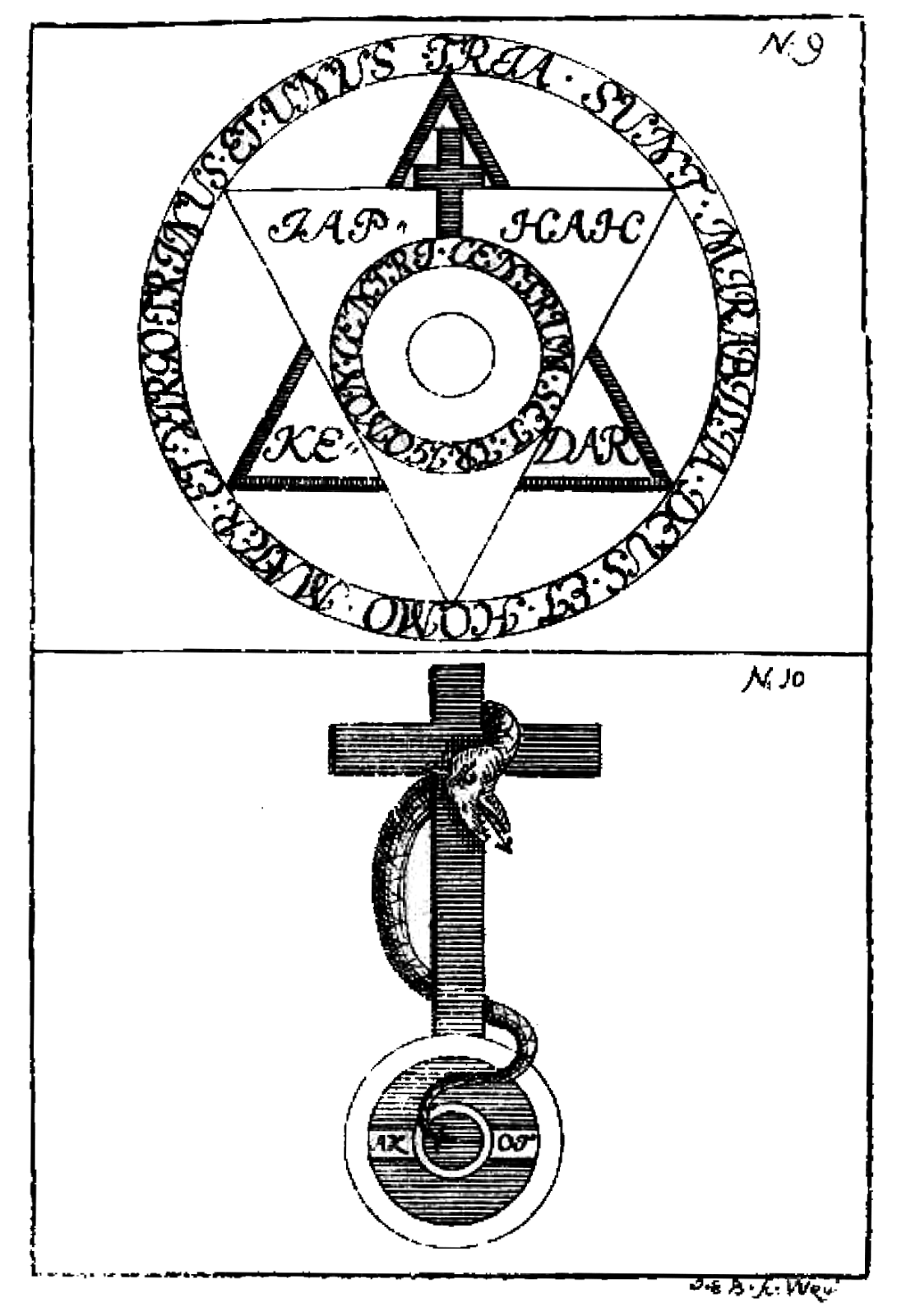 At Right Angles to Reality: The Book of Abraham the Jew