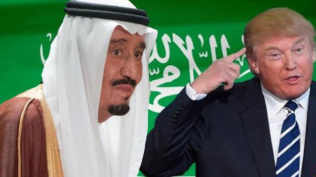 ترامب-السعودية-اسرائيل