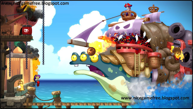 Shantae Half Genie Hero full version free download with crack