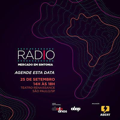 ABERT promove encontro sobre rádio e mercado publicitário