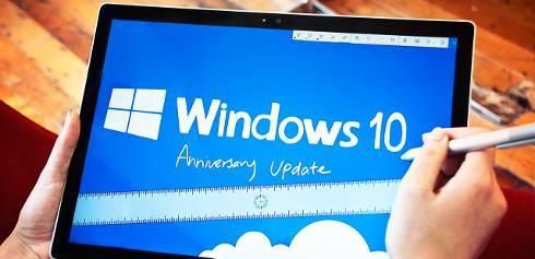 Falha na atualização de aniversário do Windows 10 - Como resolver