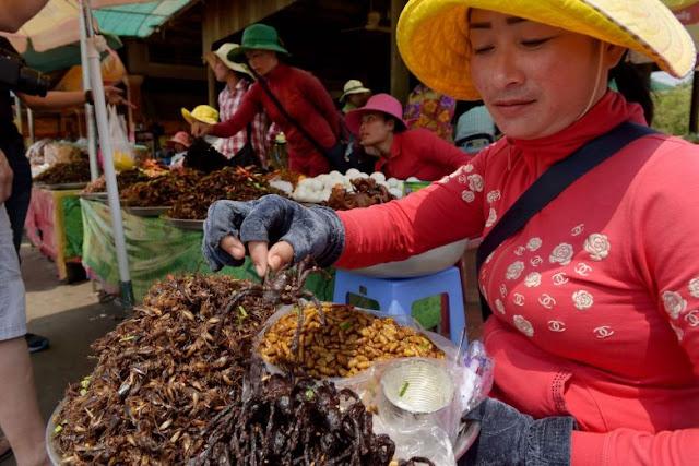 pasar unik di dunia
