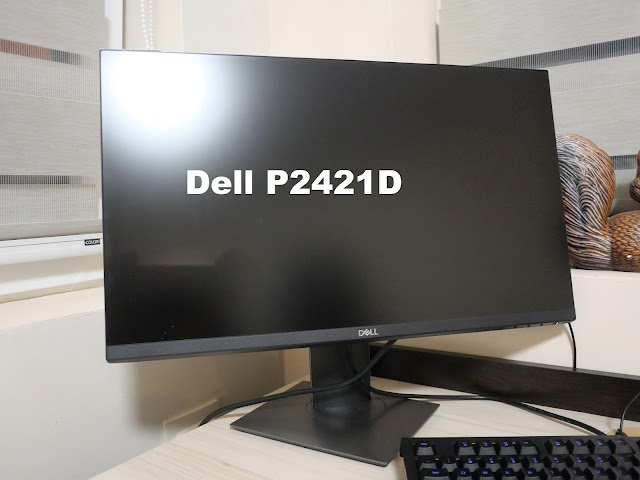 Dell P2421D - one-month feedback
