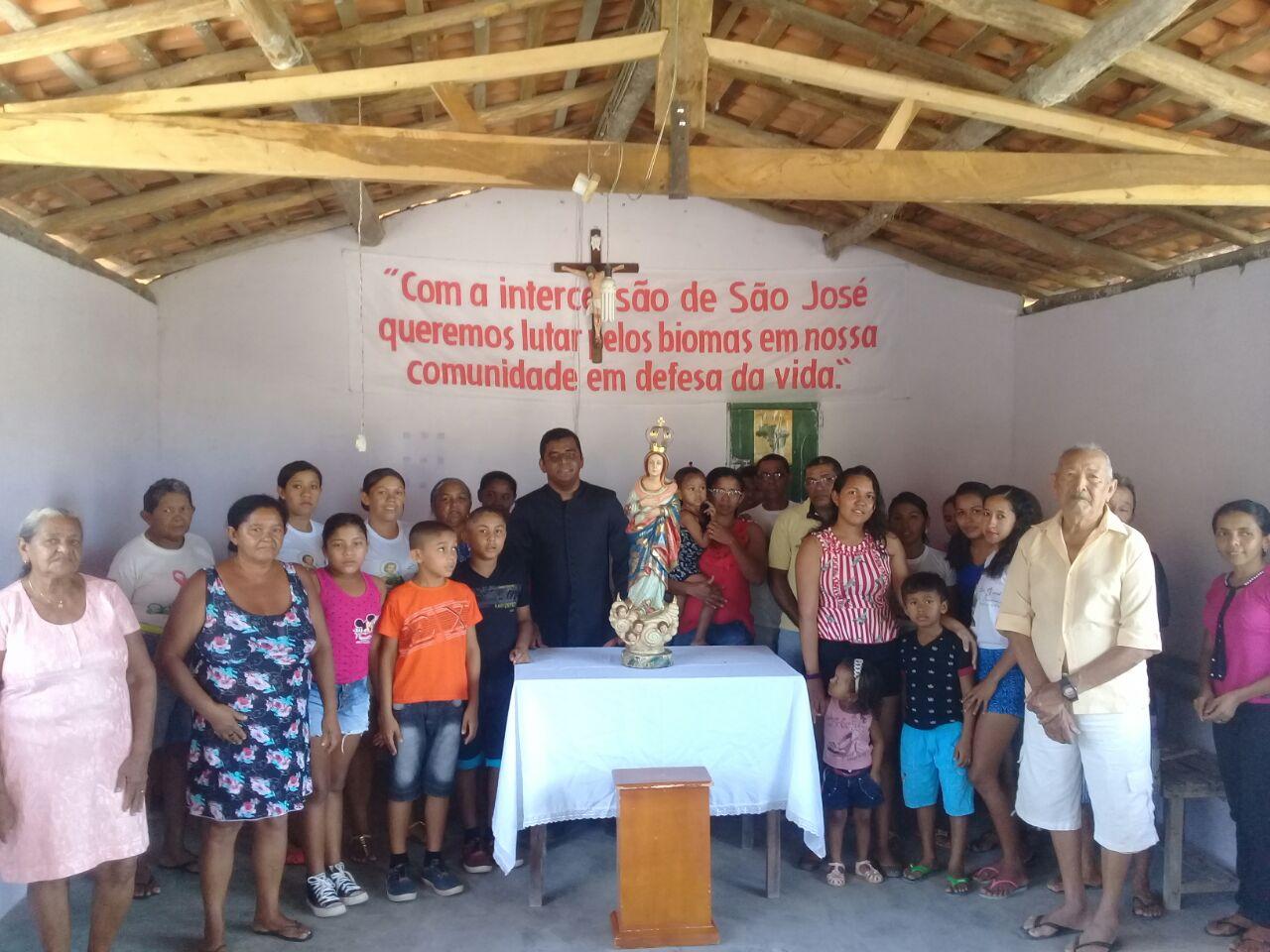 9 dias de peregrinação e 56 comunidades visitadas!