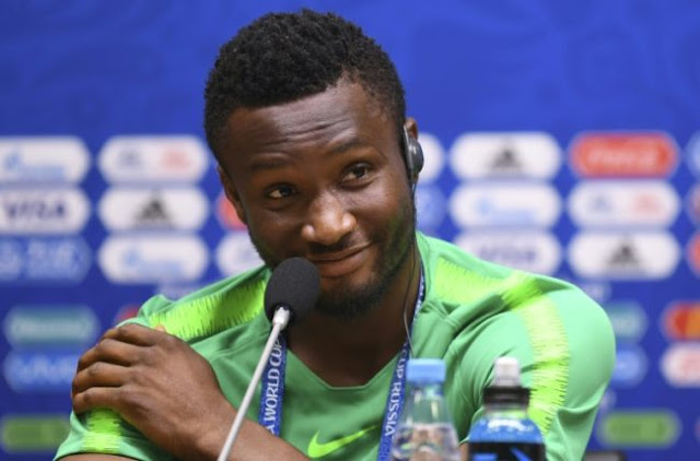 Mikel weighs future in Super Eagles
