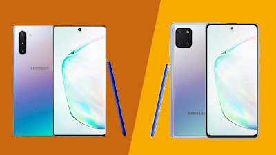 Galaxy Note 10 Lite Price