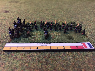 6mm French Imperial horse artillery