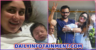 Bollywood couple Kareena Kapoor and Saif Ali Khan blessed with another Son