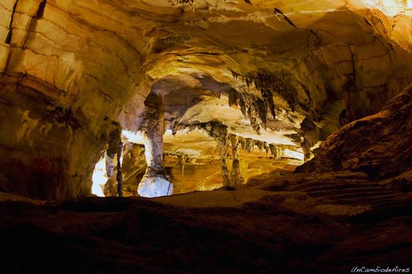 Cuevas del Parque nacional de Phong Nha-Ke Bang