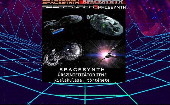 Spacesynth – Űrszintetizátor zene kialakulása, története