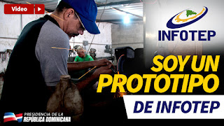 VIDEO: Soy un prototipo de INFOTEP