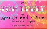 Super Cool!!! Was choosen for the First and Second Top 3 at Rick St. Dennis Challenge Blog